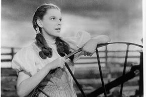 Test audiences felt Judy Garland singing 'Somewhere Over the Rainbow' slowed down the action in 'The Wizard of Oz.' Luckily, the song was kept in.