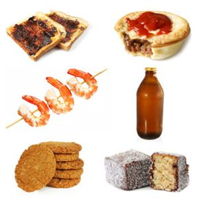 Australian food traditions range from the tasty to the yeasty. Vegemite, anyone?