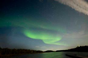 Yellowknife''s clear skies make your chances of seeing the aurora borealis all the more likely.