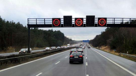 Top 10 Speeds Clocked on the Autobahn