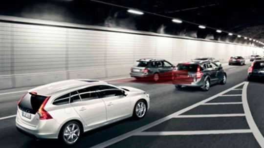 How Automatic Braking Systems Work