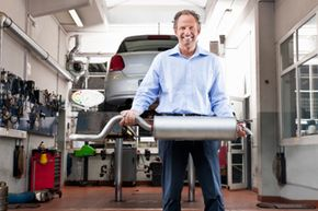 The muffler is another key part of your car's exhaust system.