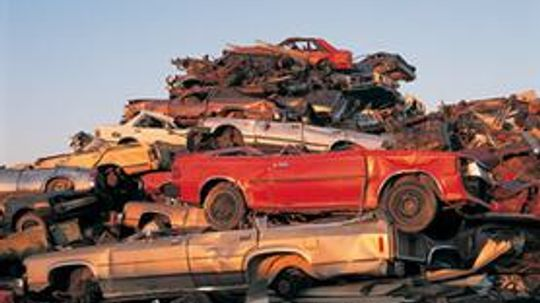 6 Automotive Parts You Can Easily Recycle