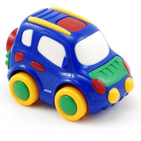 How much plastic is in your car? See pictures of classic toys.
