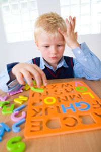 Puzzles are often used in developmental treatments for autism.