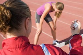 Athletes need to train, but training too much can lead to problems.