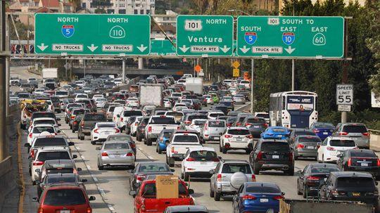Can U.S. Cities Avert Gridlock as Life Returns to 'Normal'?