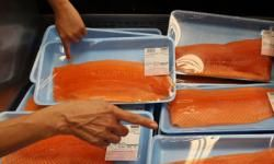 Reach for that salmon to get a dose of healthy omega 3 fatty acids.