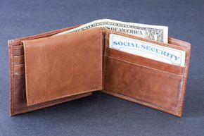 Social security card in your wallet? Remove it and keep it safe at home.
