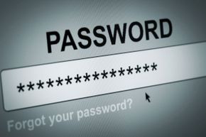 """If your password is """"password"""" or """"12345"""" or something equally simple, you really should change it ASAP."""