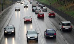 Check your headlights -- if get caught in the rain, you'll want to work properly.