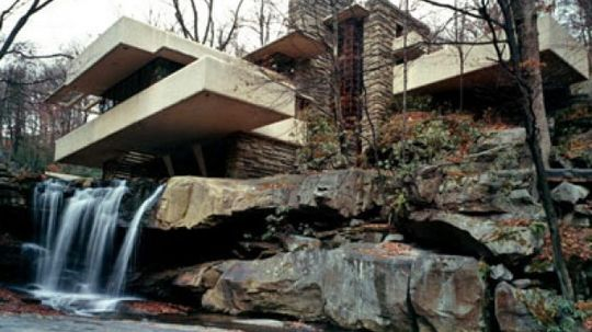 How Frank Lloyd Wright Worked