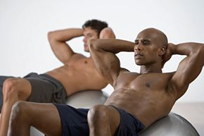 workouts aren't just for gym fanatics who want a ripped, six-pack look. These exercises are also extremely beneficial to runners.