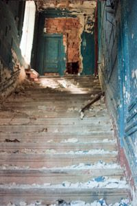 A vacant property often attracts a criminal element.