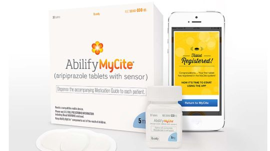FDA Approves the World's First Digital Pill