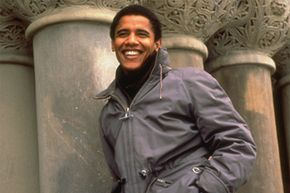 Barack Obama was elected president of the Harvard Law Review in 1990.