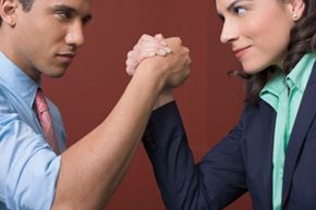 Will power ever be balanced between the genders in this arm-wrestling match that is life?
