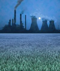 Power plants must limit emissions of SO and NOx to meet targets set by the Acid Rain Program.
