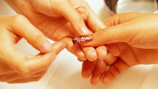 Are acrylic nails unhealthy?