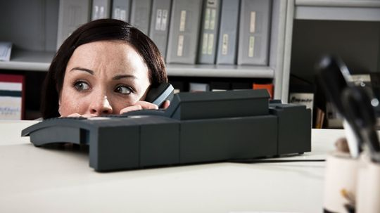 What Should You Do If There's an Active Shooter in the Office?