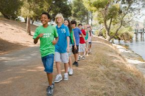 Allow kids with epilepsy to engage in physical activities with their peers to promote confidence.