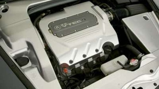 What does the VTEC system in a Honda engine do?