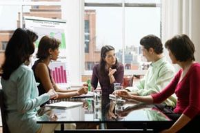 Getting to know your colleagues and their work styles can make meetings go more smoothly.
