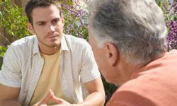 Group therapy is great, but individual therapy is important, too.