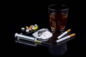 Even though some street drugs are more lethal than alcohol, alcohol addiction is far more widespread than drug addiction -- mainly because alcohol is legal.