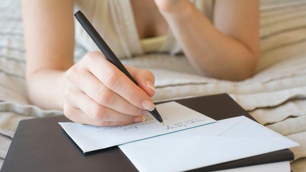 手紙に対処する方法
