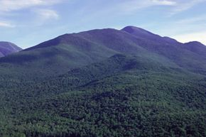The Adirondack Mountains are some of the most popular hiking destinations in the United States. See pictures of national parks.