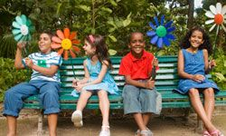 Adoption gives children an opportunity for a new beginning in a supportive and loving environment.