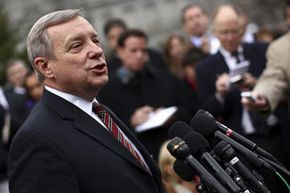 Sen. Richard Durbin introduced the Pathways to College Act in the Senate in 2008.