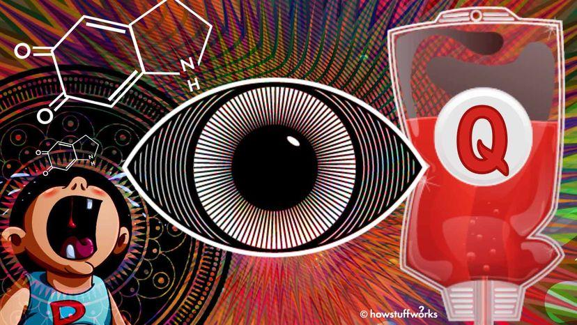 Adrenochrome graphic