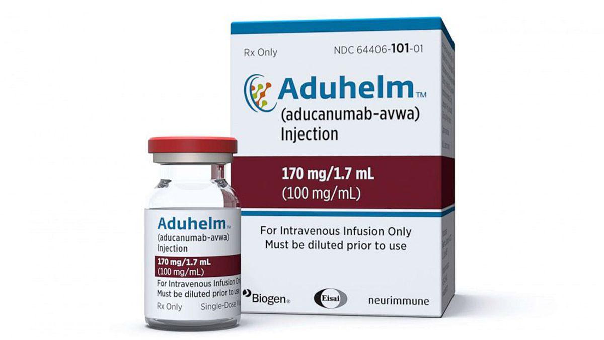 FDA がほぼ 20 年ぶりの新薬、Aduhelm を承認