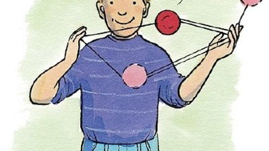Advanced Yo-Yo Tricks for Kids
