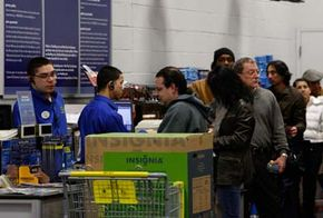 Offering online shopping lets vendors save cost on employees.