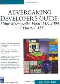 One of several books to help developers create advergames.