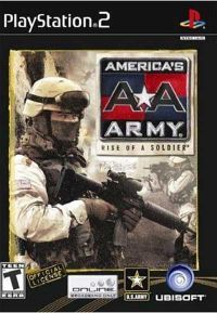 America's Army is a game to advertise the United States Army to increase recruitment, made specifically for PlayStation 2.