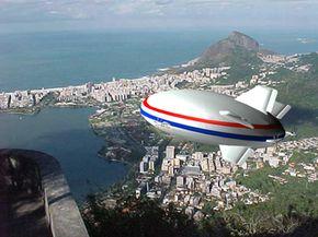 The Aeroscraft