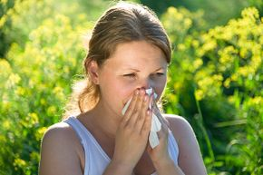 The antihistamine in many allergy medicines have been associated with weight gain.