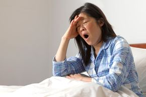 One study showed that women who got less than six hours of sleep a night were more likely to gain 11 extra pounds.