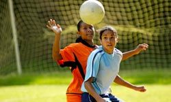Getting involved in sports can teach tweens hard work and sportsmanship.