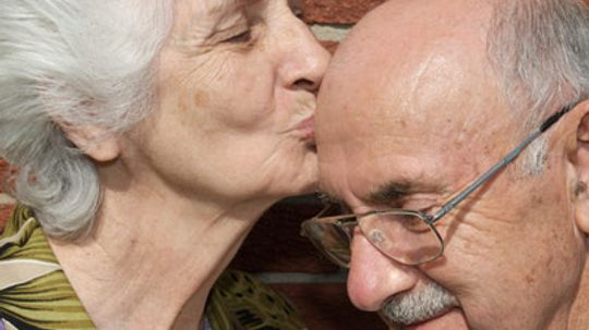 How does aging affect sexual health?