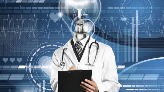 How is the medical profession using AI systems?