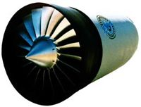FJX-2 turbofan engine