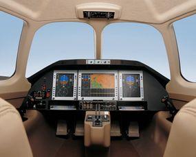 Eclipse 500 cockpit