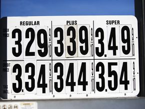 Could air cars make gas prices like these a memory? See pictures of alternative fuel vehicles.