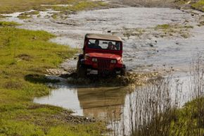 Image Gallery: Off-Roading An air compressor is a must for any serious off-roader. See more off-roading pictures.