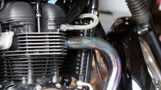 How an Air-cooled Engine Works